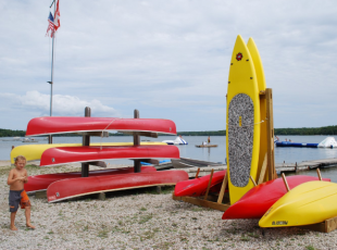 Boat Rentals at Summer House Park