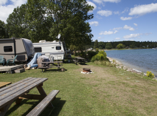 Lion's Head Beach Park Campground