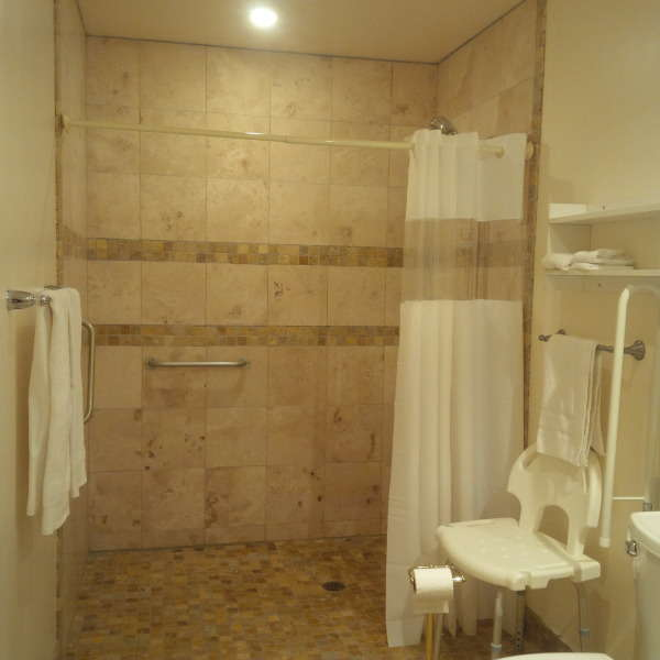 B&B West Hadi-cap accessible en suite