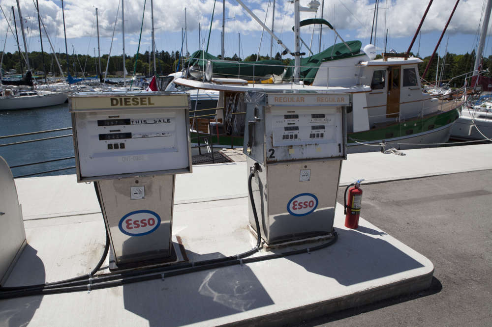 Gas and diesel fueling options