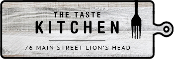 Taste Kitchen banner