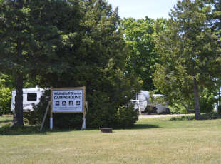 White Bluff Shores Campground - Lion's Head