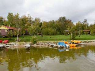 Boat Rentals at Miller's Family Camp