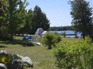 Heron Point Seasonal Trailer Park & Cottage Rentals